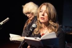 Marika Lagercrantz och Ioana Nicolaie, TeaterStudio Lederman