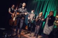 Julan T. Brolaski med band, Södra Bar
