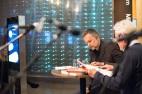 Tomasz Różycki och Anders Bodegård, Nobelmuseet